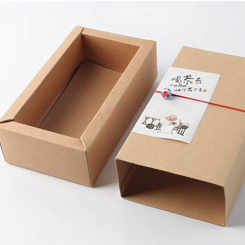 Custom Tea Sleeve Paper Box