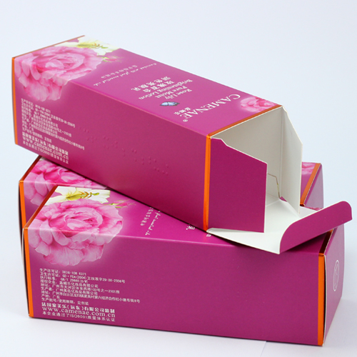 Skincare Product Paper Box Packaging