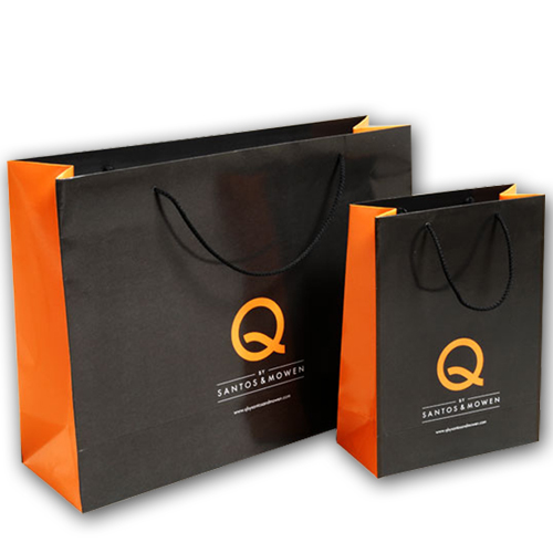 Glossy Laminated Art Paper Bag